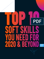Top 10 Soft Skills to learn in 2020 by Rajiv Anand