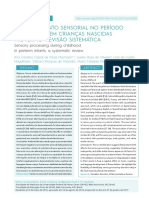 Artigo_Processamento Sensorial