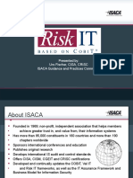 Risk IT Overview