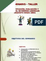 capacitacion identificacion evauacion de riesgos laborales.ppt