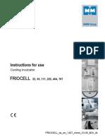 MANUAL FRIOCELL