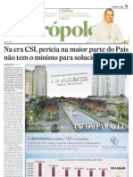 2010.08.15 - OESP - Matéria CSI