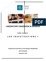 EEE3401 Lab Investigation I Handbook Sept 2019 Updated 100919.docx