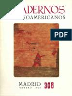 Camurati, Mireya - Huidobro y Emerson Cuadernos Hispanoamericanos