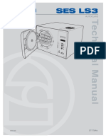 Eschmann Little Sister 3 Autoclave - Service manual