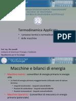 Macchine 2012-04 termodinamica