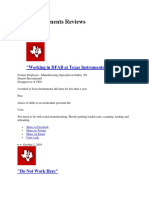 Texas Instruments Reviews_1