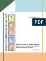 PAPEC_Caderno Reflexivo 1