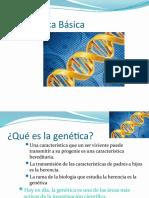 La Genética Básica.pptx