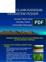 Pengelolaan Kawasan Ekosistem Pesisir