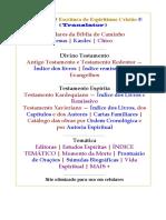 Bíblia do Caminho _ Escritura do Espiritismo Cristão.pdf