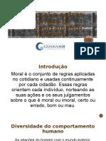 A Moral e Outras Formas de Comportamento Humano