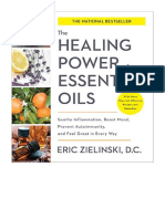 [2018] The Healing Power of Essential Oils by Eric Zielinski D.C.    Soothe Inflammation, Boost Mood, Prevent Autoimmunity, and Feel Great in Every Way   Harmony