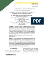 Analisis de sensibilidad para el MDVRPPC MULTI-OBJETIVO QUE CONSIDERA COSTO E IMPACTO AMBIENTAL