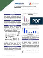 Algoritmo para Cálculo do Coeficiente de Arrasto Parasita de uma Aeronave SAE Aerodesign