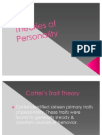 Theories of personality1