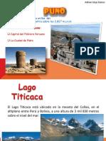 PUNO - Lago Titicaca