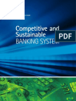 Competitive and Sustainable Banking