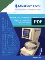 MoistTech Atline 868 Brochure - Spanish