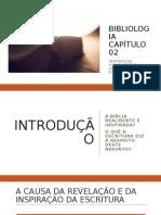 Capítulo 2 Bibliologia Itq