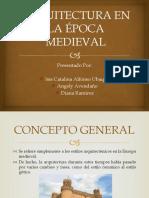 ARQUITECTURA EN LA ÉPOCA MEDIEVAL.pptx