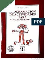 Programación de actividades para educación especial.pdf