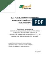 GUÍA ESTADÍAS INGENIERÍA 2017 ACTUALIZADA 16 DIC 2019 (1)
