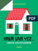 Album Ilustrado Habia Una Vez Cuentos Con Pictogramas