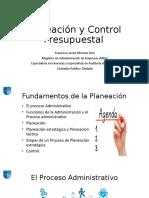 Planeación y Control Presupuestal Unicafam.pptx