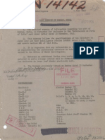 WWII 1945 Bombay India Report