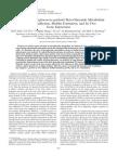 Beta Glucosie Metabolism