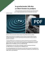 Detectan ondas gravitacionales 100 años después de que Albert Einstein las predijera.docx