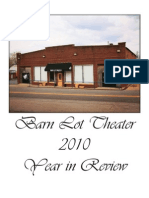 Barnlot 2010 Year in Review