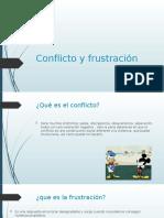 Conflicto y frustración