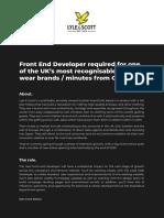 Front End Developer - Lyle & Scott.pdf