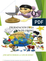 DEGRADACIÓN DE LA CAPA DE OZONO.pptx