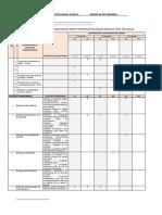 Formato de PCA - Secundaria (trimestres)