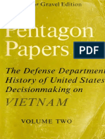 The Pentagon papers - the Defense Department history of United States decisionmaking on Vietnam (Vol. II).pdf
