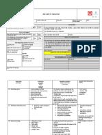 CPF-JSA-010 Scaffolding erection ZONE CLASS0