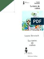 Devetach Laura - La torre de cubos.pdf