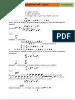 Microsoft Word - Log & Expon