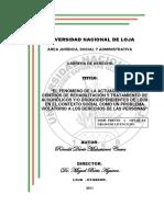 EL FENÓMENO DE LA ACTUACIÓN DE LOS CENTROS DE REHABILITACIÓN Y TRATAMIENTO DE ALCOHÓLICOS.pdf