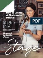 Popejoy Stage Magazine Issue 1