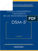 DSM-5 español