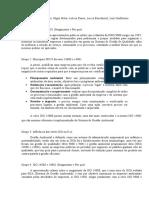 Relatório ISO