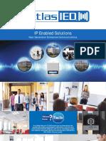 AtlasIED_IPX IP Enabled Solutions Brochure