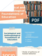 4 Sociological and Anthropological Foundations of Education.pptx