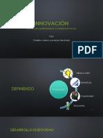 innovación  con valor, emprendimiento e integración social