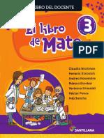 El libro de Mate 3 Docente_dig
