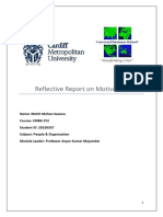 Reflective Report on Motivation final2